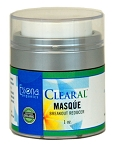 Clearal Breakout Reducer Masque with Sandalwood, Boswella.